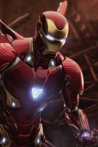 Iron Man4k 2019