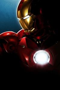 Iron Man4k Art
