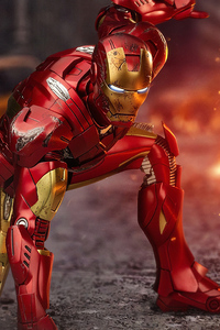 Iron Man4k Ready