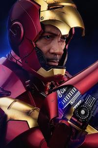 320x568 Iron Man4k2019