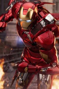 240x320 Iron Man4knew