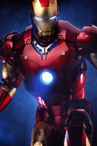 480x800 Iron Man4kup