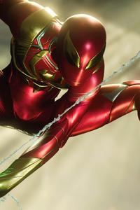 Iron Spider Ps4