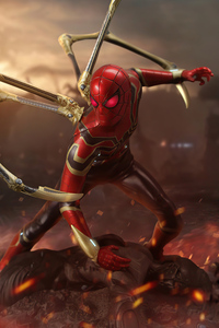 Iron Spiderman 5k