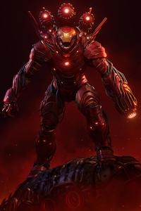 1080x1920 Ironman Godkiller