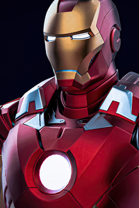 1080x2280 Ironman Mark VII 5k