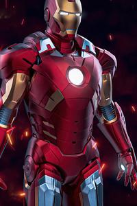 1080x2280 Ironman Mark VII