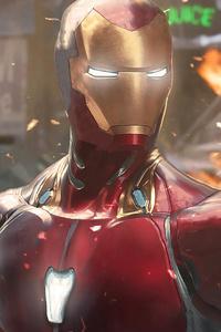 Ironman Prime Armor