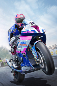 240x320 Isle Of Man TT