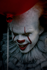 It Pennywise 8k