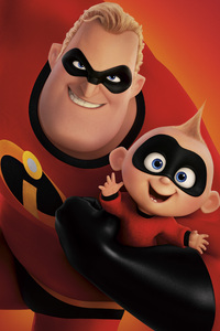 Jack Jack Parr In The Incredibles 2 5k