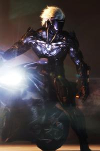 Jack The Ripper Metal Gear Rising 4k Art