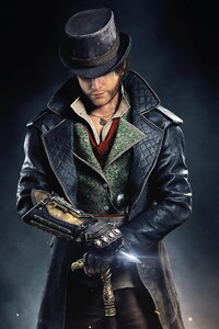 750x1334 Jacob Fyre Assassins Creed Syndicate