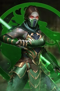 Jade Mortal Kombat 11 4k
