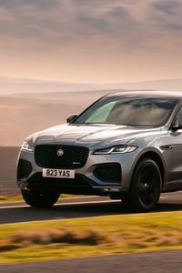 480x800 Jaguar F Pace R Dynamic Black Pack 2021