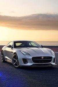 480x800 Jaguar F Type 2018