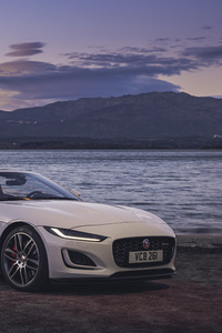 240x400 Jaguar F Type P450 R Dynamic Convertible 2020