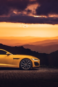 800x1280 Jaguar F Type R Coupe 2020