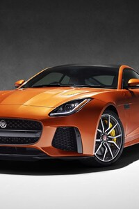 480x800 Jaguar F Type Svr
