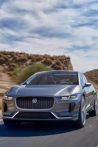 Jaguar I Pace Concept Car