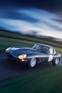 Jaguar Lightweight E Type