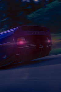 Jaguar XJ220 Art