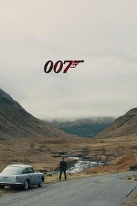 720x1280 James Bond Skyfall