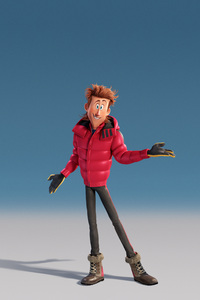James Corden As Percy In Small Foot 2018