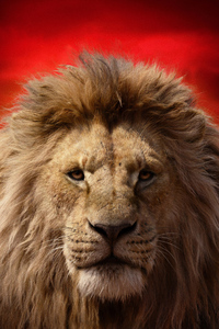 640x1136 James Earl Jones As Mufasa The Lion King 2019 4k