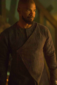 Jamie Foxx As Little John In Robin Hood Movie 5k
