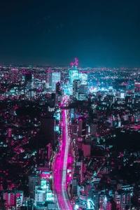 Japan Osaka 8k