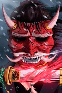 320x480 Japan Samurai Shinobi