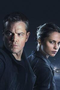 Jason Bourne 2016 Movie