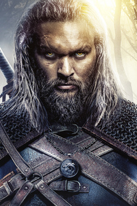 320x480 Jason Mamoa The Witcher Blood Origins
