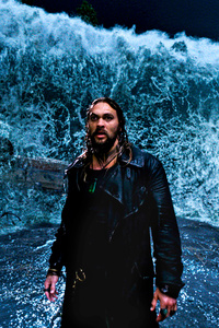 320x480 Jason Momoa Aquaman Movie