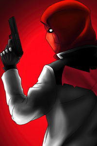1440x2960 Jason Todd The Red Hood