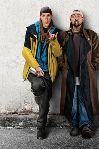 1080x2280 Jay And Silent Bob Reboot 2019
