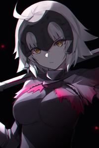 640x960 Jeanne Alter Fate Grand Order 4k