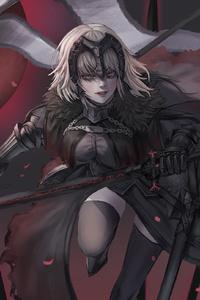 Jeanne DArc Alter Avenger Fate Grand Order