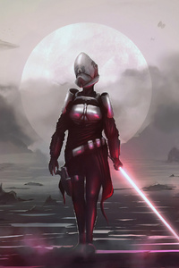 Jedi Last Knight Key Art