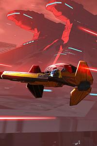 1125x2436 Jedi Starfighter Case