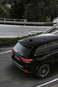 Jeep Grand Cherokee S 2018 Rear