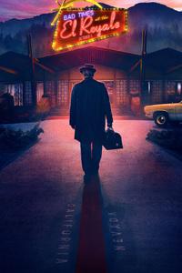 1080x1920 Jeff Bridges In Bad Times At The El Royale