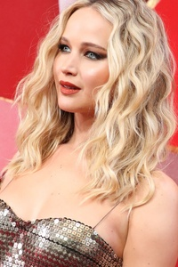 Jennifer Lawrence At Oscars 2018