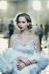 Jennifer Lawrence For Vanity Fair