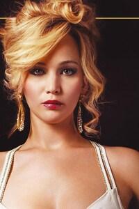 750x1334 Jennifer Lawrence In American Hustle
