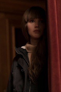 Jennifer Lawrence In Red Sparrow 2018 Movie 4k