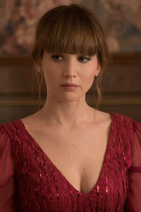 540x960 Jennifer Lawrence In Red Sparrow Movie 4k