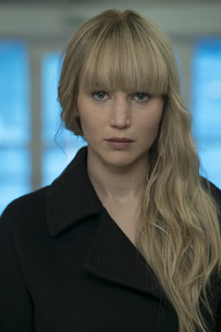 1080x2160 Jennifer Lawrence In Red Sparrow Movie