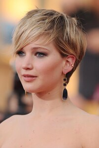 Jennifer Lawrence New Look